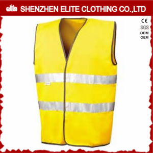 Roadway High Visibility Fluorescent Yellow Safety Vest (ELTHVVI-11) pictures & photos