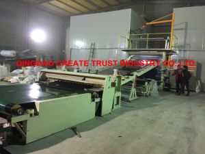 New Advanced Technical Extruder Machine for Automotive Interior Material (CE/ISO9001) pictures & photos