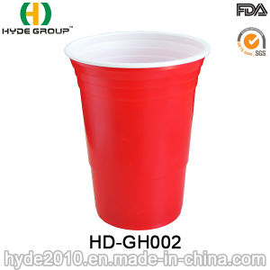 Wholesale Drinking 16oz Plastic Cup / Red Solo Cup for Party pictures & photos