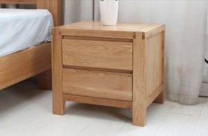 Hot Selling Oak Wood Bedside Table (M-X2000) pictures & photos