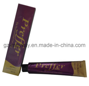 Preffer Hair Colorant Cream 100ml pictures & photos