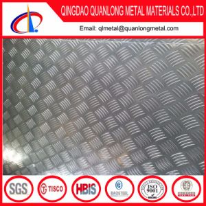 304 Stainless Checkered Plate pictures & photos
