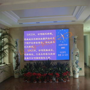 Indoor LED Screen Display pH5 /Indoor LED Sign /pH5 Screen TV
