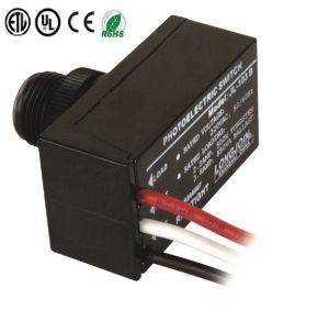 UL773A 120-277VAC Photoelectric Switch 2W Lighting Button Control pictures & photos