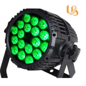 Superior-Quality RGBW 18*10W PAR Cans LED PAR Light pictures & photos