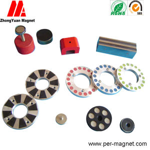 Quaity Sintering NdFeB Permanent Magnet Assemblies for Toys pictures & photos