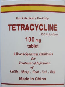 Oxytetracycline Tablet 100mg (Pet Drugs) pictures & photos