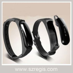 Fashion Silicone Phone Call Bluetooth V4.3 Smart Bracelet pictures & photos