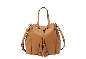 High Quality Designer PU Handbag with PU Tassel for Lady pictures & photos