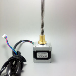 NEMA17 42hsl40 Linear Stepper Motor with High Torque pictures & photos