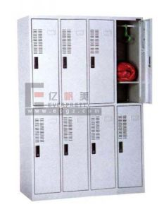 Steel Cabinets with 9 Red Doors, Steel Storage Cabinets (DG-33A) pictures & photos