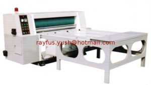 Flatbed Die-Cutting and Creasing Machine pictures & photos