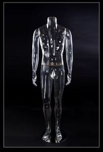 Male Full Body Mannequin Without Head (PC-UN-012-1)