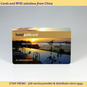 Card/Plastic Card/RFID Card in China pictures & photos