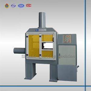 Electro-Hydraulic Servo Tri-Cylinder Bend Testing Machine (600kN) pictures & photos