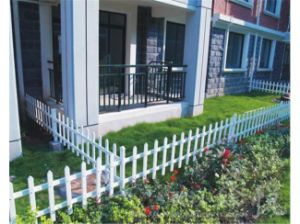 High Quality Low Price White Garden Fence pictures & photos