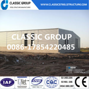 Prefab Large Prefabricated Warehouse Lightweight Steel Warehouse pictures & photos