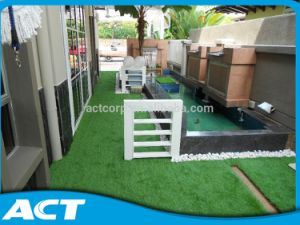 Landscaping Artificial Grass Price Natural UV Resistant Good Quality Landscaping Grass pictures & photos