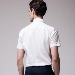 Direct Manufacturer Mens Shirt Designs 100% Cotton Latest Men′s Dress Shirt pictures & photos