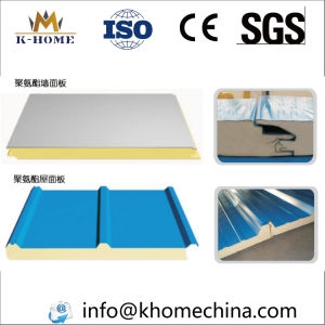 Wall and Roof Building Material EPS Sandwich Panel pictures & photos
