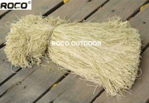 Burlap Yarns for Hunting Camouflage Ghillie Suit