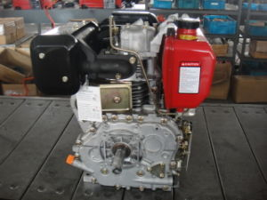 14HP Diesel Engine with Keyway Shaft pictures & photos