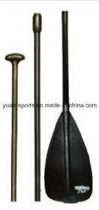 Adjustable 3-Section Aluminum Shaft Sup Paddle