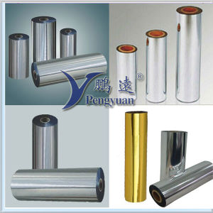 Metallised Thermal Silver Lamination Film pictures & photos