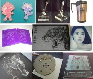Hot Sale Laser Engraving Machine with Ce FDA pictures & photos
