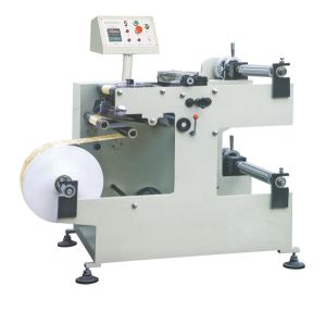 Wjft-550 High Speed Label Slitting Machine