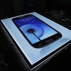 Custom Size Acrylic Magnetic LED Light Box (Model 1130) !