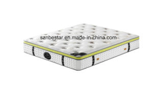 Wholesale Pocket Spring Natural Latex Mattress pictures & photos