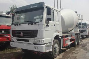China Sinotruk HOWO 8m3 6X4 Concrete Cement Mixer Heavy Truck (ZZ5257GJBJM3647C) pictures & photos