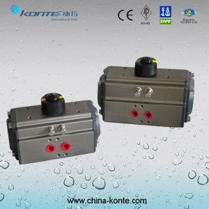 Rotary Pneumatic Actuator with Excellent Quality pictures & photos