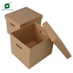 Cardboard File Folder Packing Box pictures & photos