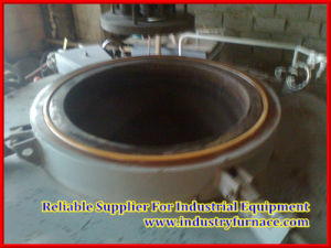 Resistance Nitriding Electric Pit Funrace in China for Anealing, Tempering, Quenching Treatment pictures & photos