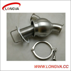 Stainless Steel Sanitary Y Type Clamped Filter pictures & photos