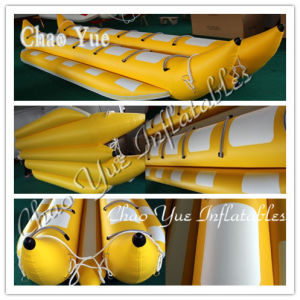 OEM Inflatable Water Fly Boat for Water Sport Game pictures & photos