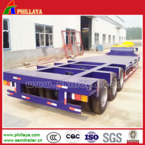 3 Lines 6 Axles Modular Low Bed Semi Trailer pictures & photos
