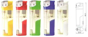 Electronic Refillable Gas Lighter