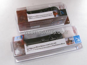 Wireless Move Navigation Motion Controller Set for PS3 (OEM)