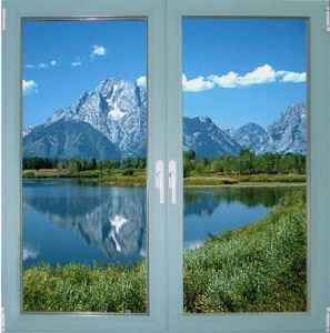 Aluminium Hung Window and Casement Window-50 Series pictures & photos