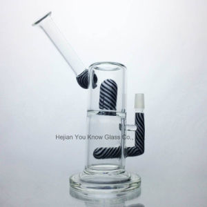 Glass pipe Birdcage Perc Glass pipes Thick Glass Water Smoking Pipes 14mm Female Joint pictures & photos