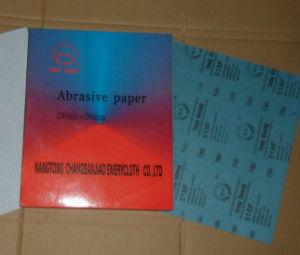 Zinc-Stearate Dry Abrasive Paper