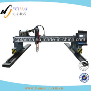 Economical CNC Plasma and Flame Cutting Machine for Metal
