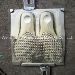 EVA Flip-Flop Slipper Sole Mold Sandals Clogs Shoe Mould, EVA Shoe Aluminum Mould pictures & photos