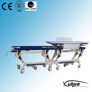 Manual Flat Hospital Connecting Transfer Stretcher for Operation Room (XH-I-6) pictures & photos