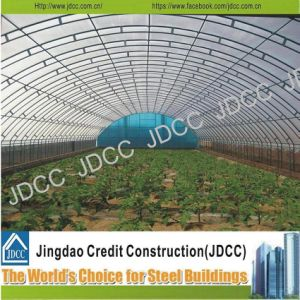 High-Quality Steel Structure Prefabricated Green House pictures & photos
