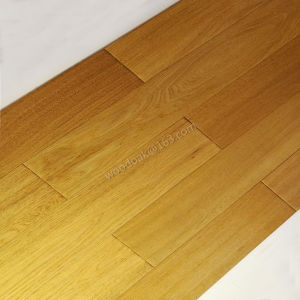 Engineered Wood Flooring Classic Flat / Oak Flooring pictures & photos