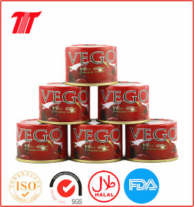 Vego Brand Tomato Paste Best Price with High Quality pictures & photos
